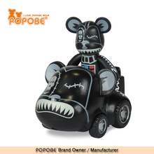 Star War Hot Wheels Rotatable 2 Inches POPOBE Bear Toy Cars for Promotion Gifts