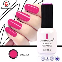 manicure supplies 15ml UV Gel/soak off uv gel nail polish/new colors gel polish