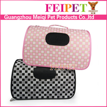 Best Quality Europe Dog Carriers Gride Desgin Small Dog Carriers