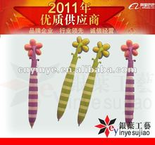 2012 innovative rubber magnetic Pen for promotion