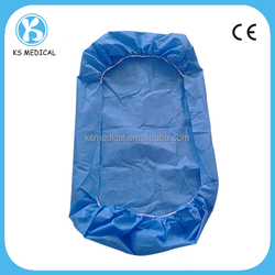 Disposable massage bed cover