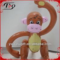 inflatable monkey toy