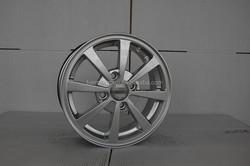 KM013 13,14inch alunimum alloy wheel rim et=35mm PCD=4*98