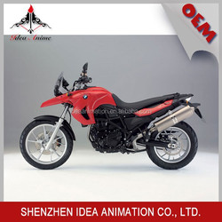 China Supplier High Quality 1:12 150cc china dirt bike model