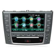 touch screen car radio for lexus is250 gps with bluetooth