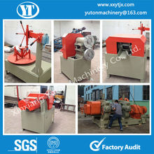 Continuous Waste Tire Recycling Unit, Waste Plastic/Tires Recycling Machine