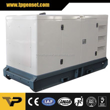 Small Power 20kw 25kva Silent Type Diesel Generator Set Powered by Chinese Engine