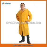 Durable nylon waterproof smock for men