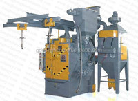 best aspect hook type shot blasting machine/shot blasting machine/surface cleaning sand blast machine energy saving