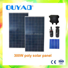 300W Poly Solar Panel Grade A manufacturer price