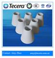 resistente a la abrasión de alta alúmina de cerámica reductor