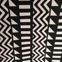 150cm printed poly cotton blend canvas fabric for making shoes handbags