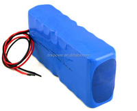 3.7v or 5v 9v 12v li-ion 18650 battery pack