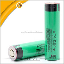 Original battery ecig NCR 18650A 3100MAH battery charger NCR18650A 3100MAH 3.7V Rechargable Li-ion battery 18650A