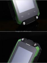 High Quality Mini Very Small Size Touch Screen Mobile Phone MTK6572 Dual Core Dual Sim IP54 Waterproof Andorid Phone