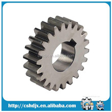 Factory direct sales all kinds of stainless steel rc spur gear