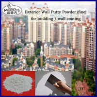 QW01wall putty for real estate property