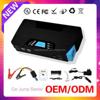 2015 Best quality lowest price 15000mah muti-function car jump starter car power bank