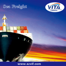 sea shipping from guangzhou to cleveland usa
