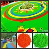 hot sale!outdoor rubber hight quality EPDM rubber mulch for playground FN-J-0319-10