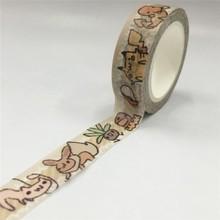 Wholesale Alibaba Peru Custom Cute Washi Paper Tape
