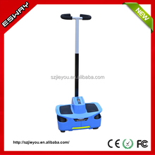 Newest type ES03 CE/RoHS/FCC approved chariot solar powered scooter with 2 front small wheels motorcycle