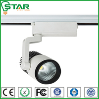 high power led track light connector