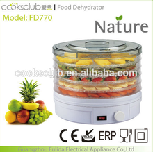 mini-food dehydrator/ fruit and vegetable dryer/ kitchen appliance