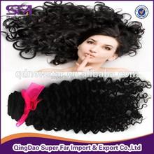 Wholesale good quality human hair extension, hair extension bag