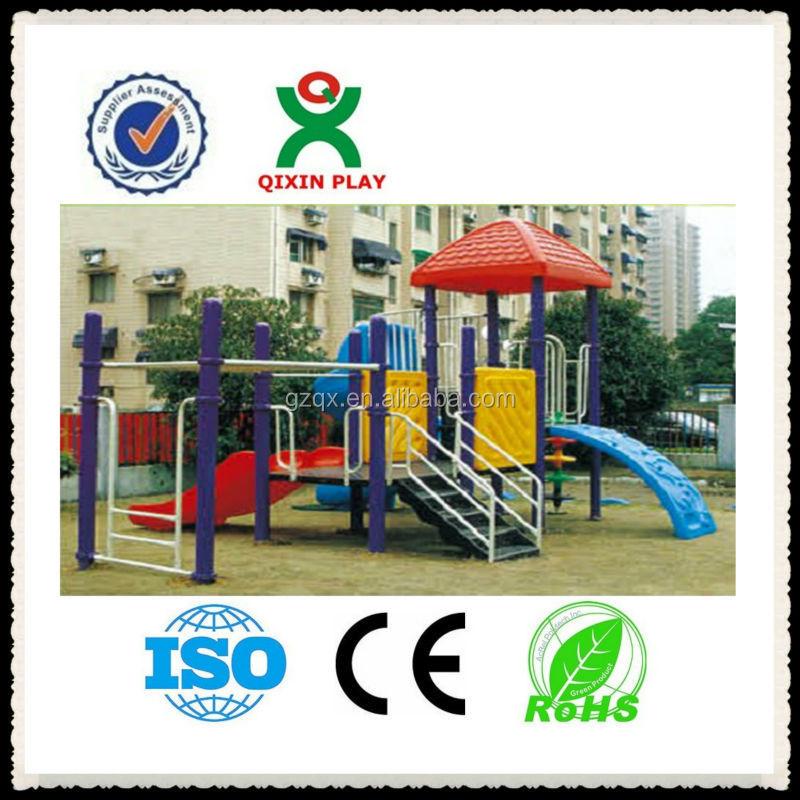 play ground best backyard playsets cheap garden slides qx 11049b