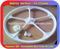 High Precision PC Part / PC Injection Molded Part Manufacturer / Custom PC Replacement Part