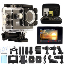 HD 60FPS 1080P Waterproof 30M Sports DV SJ7000 Wi-Fi Action Sport Camera