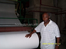 Perfect Capacity Toilet Roll, Napkin Machine of Small Investment