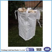 2016 Wholesale 100% virgin polypropylene pp big firewood mesh bag from Weifang