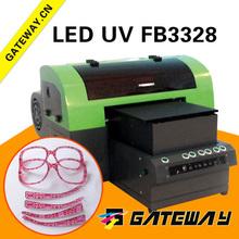 A3 Mini UV printer for pen/CD/metal/PVC plate printing machine