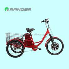 tuk tuk tricycle motorcycle with 36V 12Ah lead acid battery CE
