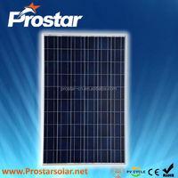 Prostar a-grade 80w-100w 18v low price mini pv solar panel