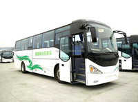 2015 new 55seater electric luxury passenger coach bus
