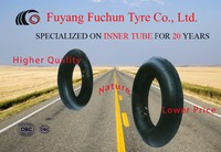 hangzhou Factory Natural rubber truck and bus Tyre Inner Tube 1200R20 TR179A