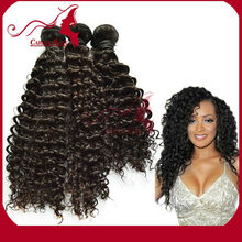 Carina Hair Products 5A Grade Top Quality 100% Weave Outre Human Hair