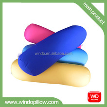 Microfiber Microbead Stripe Particle Pillow
