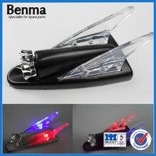 Top Quality Motorcross LED Wind Power Light Day Time Draving Warning Light