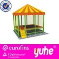 Yuhe marca niños indoor y niños de la alta calidad parque trampolín