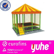 Yuhe brand indoor kids and children high quality trampoline park