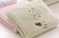 Elegant Face Towel 100% Cotton Embroidered Wholesale