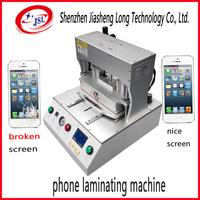 one full set mobile repairing machine laminating equipment cleaning room phone repair machine foil machine for phone