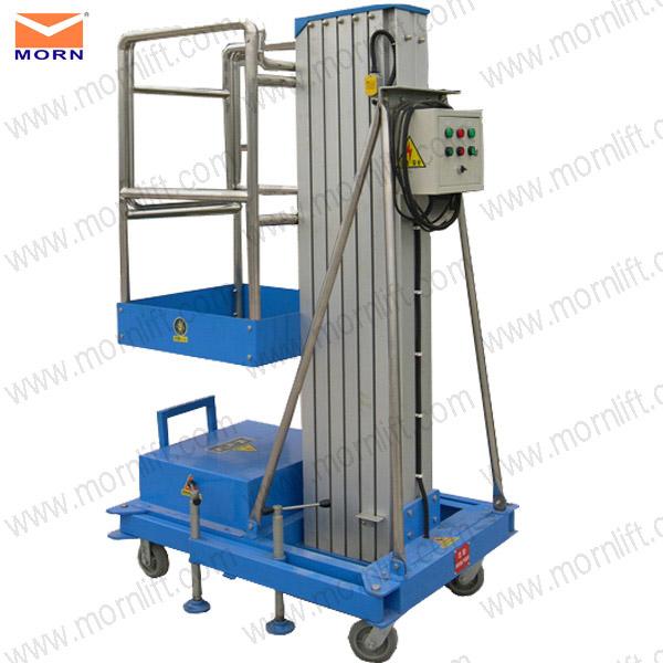 Hydraulic Pallet Lifters : Single mast commercial hydraulic pallet lifter buy