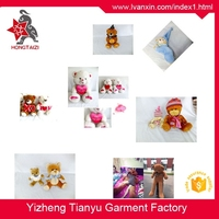 Various type and size manufacturer direct custom toy soft plush teddy bear toy