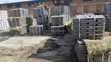 well manufacturer supply great quality zinc ingots( HQ81)