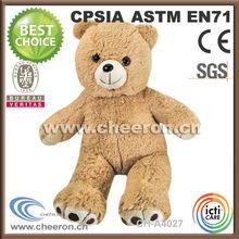 Big fluffy teddy bear toys, stuffed teddy bear for sale